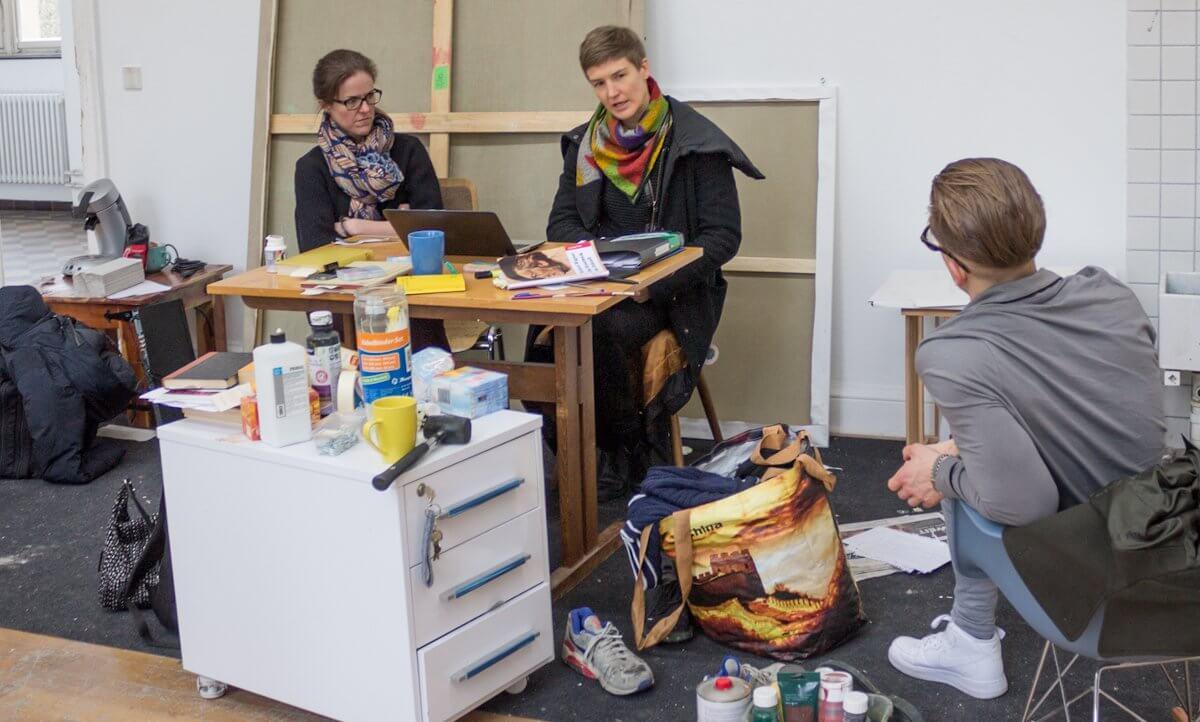 Pilvi Takala, Foto: Kunstakademie