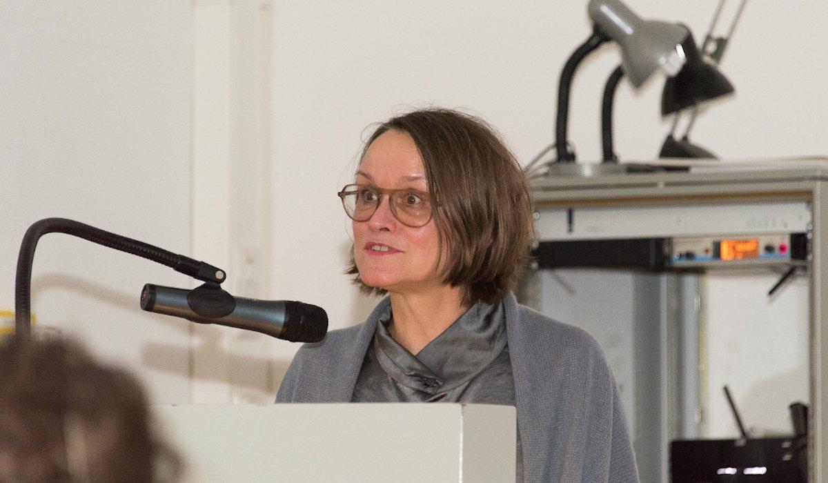 Sabeth Buchmann, Foto: Pietro Pellini